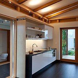 une maison passive pour travailleurs indpendants - Plan Maison Conteneur