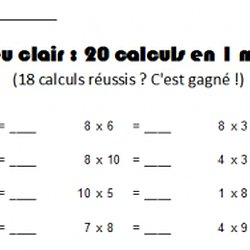 Mathenpoche cm1 cm2 gratuit - Exercice cm1 table de multiplication ...