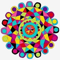 mandalas colorier 2