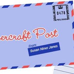 The Papercraft Post Mini Magazine Rack Tutorial