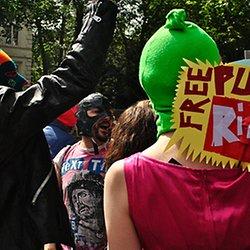 pussy riots punk prayer