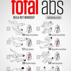 Upper Abs Workout