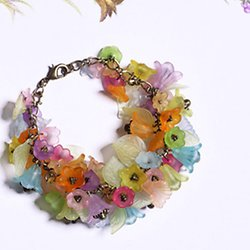 Diy your guardian angel earrings pearltrees do it yourself crafts field of flowers in spring bracelet solutioingenieria Image collections