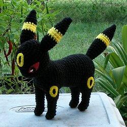Pachirisu (Pokemon) Amigurumi Pattern ⋆ Crochet Kingdom | 250x250