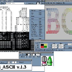 Ascii flow diagram tool pearltrees bgascii interactive ascii art program ccuart Choice Image