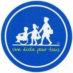 """Résultat de recherche d'images pour """"le handicap à l'école logo"""""""