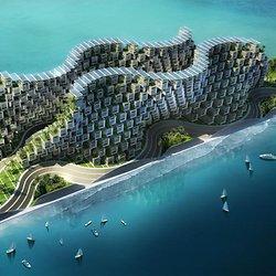 vincent callebaut architecte lilypad pearltrees - Lilypad Architecture