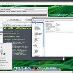 MacOS in Virtualbox   Pearltrees