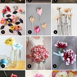 Pansy and dahlia fabric flower tutorial pearltrees origami butterfly by akira yoshizawa tutorial mightylinksfo