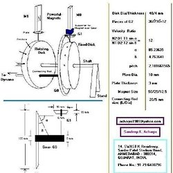 Permanent Magnetic Motor from Argentina  A self running, free energy