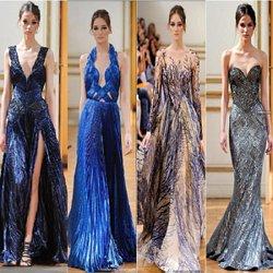 Avondjurken Le Couture.Veronique Vincent Aksak Maboul Pearltrees