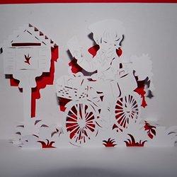 Des Cartes Pop Up Kirigami En Français Pearltrees