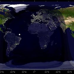 Day and night world map pearltrees day and night world map gumiabroncs Image collections