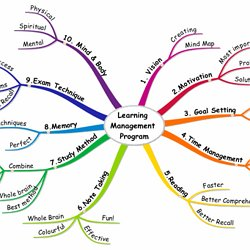 Free Mind Map Examples Great Ideas On Different Mind Mapping - Free mapping program