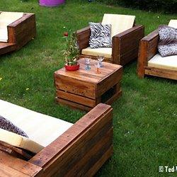 Créations et meubles en bois de palettes recyclées | Pearltrees
