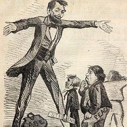 Civil War Political Cartoons Pearltrees