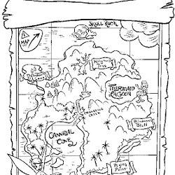 Free Treasure Map , Download Free Clip Art, Free Clip Art on ... | 250x250