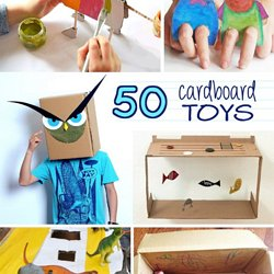Cardboard Challenge - Maker Education