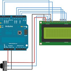 Tutorial: manage menu and LCD display with Arduino | Pearltrees