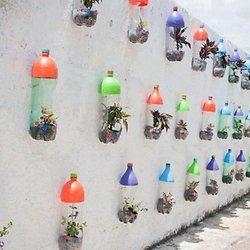 Bricolage Avec Une Bouteille En Plastique bricolage fleurs en bouteilles plastique: du recyclage pour un