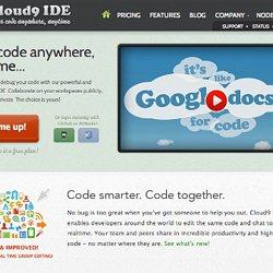Python IDE & Django IDE for Web developers : JetBrains
