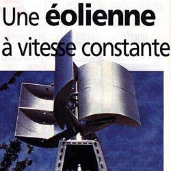 enfin un modle pour fabriquer soi mme son olienne axe - Plan Fabrication Eolienne Maison