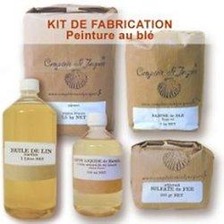 Perfect Peinture Au Fromage Blanc. Comptoir Saint Jacques