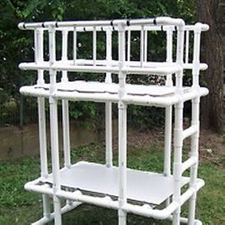 free plans and pictures of pvc pipe projects pearltrees