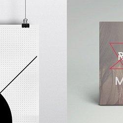 La Collection Ultime De PSD Qualit Gratuits Pour Montrer Vos Designs Prints