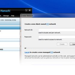 Free VPN Software: Virtual Networking with LogMeIn Hamachi