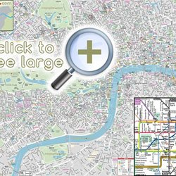 london maps top tourist attractions free printable