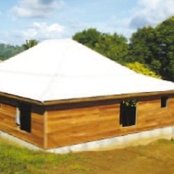 maison bois karesol