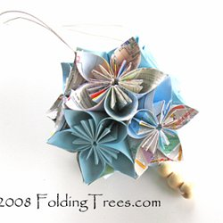 Carambola flowers by carmen sprung pearltrees kusudama tutorial part 2 mightylinksfo