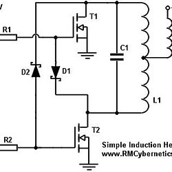 INDUCTION FURNACE | Pearltrees on ccfl inverter schematic, electric motor schematic, electronic speed control schematic, induction heating, phase converter schematic, homemade plasma cutter schematic, shunt schematic, pulse induction metal detector schematic, induction diagram, h bridge schematic, simple heating circuit schematic, igbt schematic, induction motor schematic, induction generator schematic, zvs driver schematic,