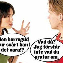 manligt kvinnligt språk skillnader