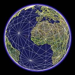 Earth Grid Ley Lines Pearltrees - Ley lines in the us map
