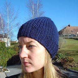 tricoter un bonnet aiguille 9