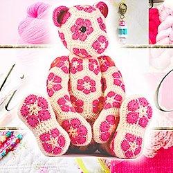 Mini Licorne Arc En Ciel Au Crochet Modèle Gratuit