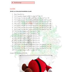 Snowman Amigurumi Crochet Pattern for Christmas - Sayjai Amigurumi ... | 250x250