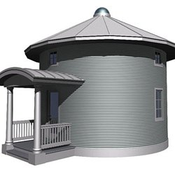 Grain Bin Cabin Plan Pearltrees