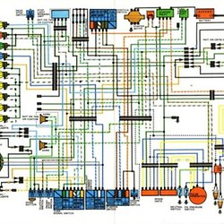 1981 xs650 wiring diagram 1981 image wiring diagram xs650 wiring diagram wiring diagram on 1981 xs650 wiring diagram