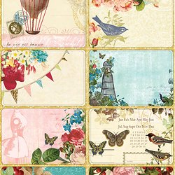 image regarding Free Vintage Printable named Cost-free Basic Body Playing cards Labels Pearltrees