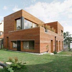 Construction bois – La Maison bois basse consommation BBC > Maison ...