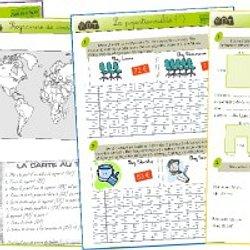 Carte Au Tresor Geometrie.Fichier Apprendre La Geometrie Par Le Programme De Construction Cm