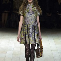 18b858524ee Install the app. Yves Saint Laurent ad banned for using 'unhealthily  underweight' model. Burberry New London Fashion Week Home   British Vogue