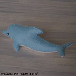 Free stuffed animals softies projects pearltrees free stuffed dolphin pattern dt1010fo