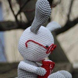 Tuto amigurumi : doudou lapin lanukas - Tout sur le crochet et les ...   250x250