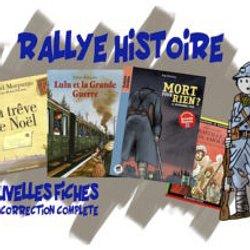 Rallye histoire