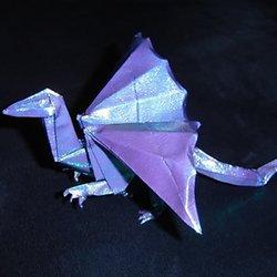 Make An Origami Cat Bookmark