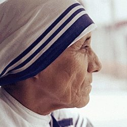 nobel lecture by mother teresa questions and answers